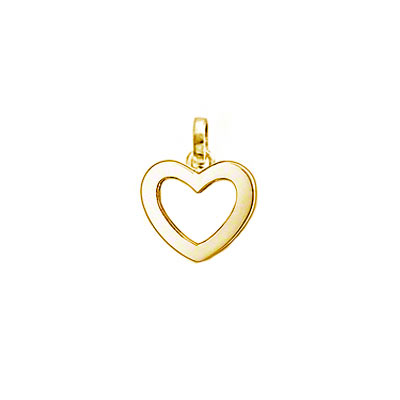 Подвеска LOVE IS:) GOLD