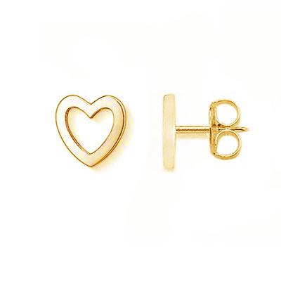 Серьги LOVE IS:) GOLD
